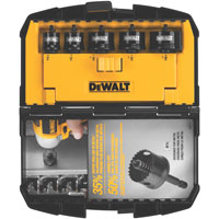 D1800IR5 - 5 pc IMPACT READY® Hole Saw Set