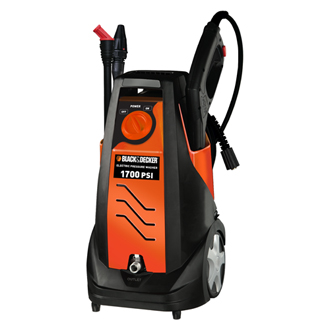 1700 PSI Premium Electric Pressure Washer