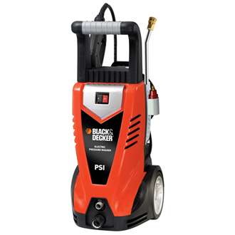 1900 PSI Heavy-Duty Electric Pressure Washer