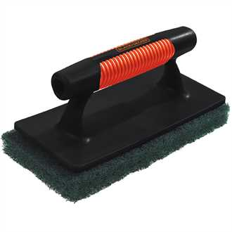 Medium Duty Trowel Scrubber