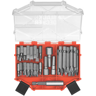 40-Piece Screwdriving Set