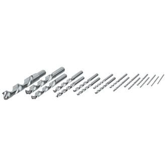 18-Piece Drill Bit Set