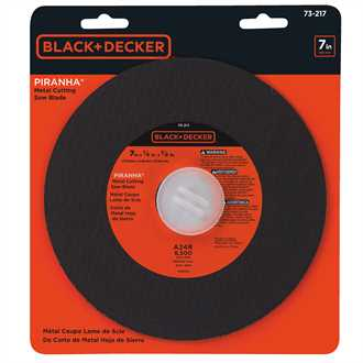 7 Metal Cutting Abrasive Saw Blade (Skin Pack)