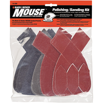 MOUSE® Sanding/Polishing Kit