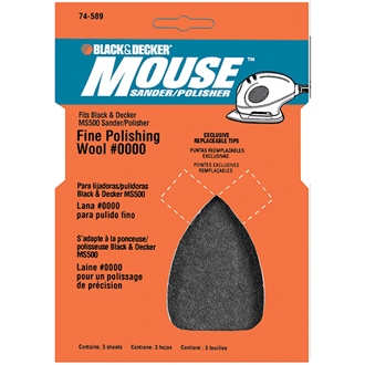 MOUSE® Fine Polishing Wool