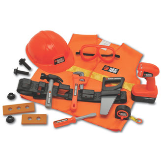 Black & Decker Junior Dress Up Set