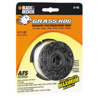 GRASS HOG® Replacement Spool .065