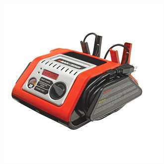 25 Amp Simple Battery Charger with 75 Amp Engine Start