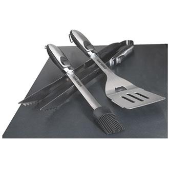 3-Pc. Premium BBQ Tool Set