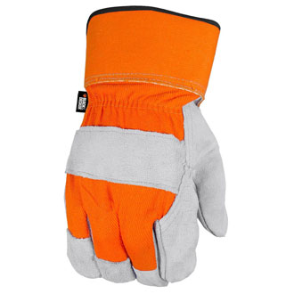 BD520 Leather Palm Work Glove