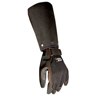 BD595 Garden PRO Hybrid 2-in-1 Rose Tender Gloves