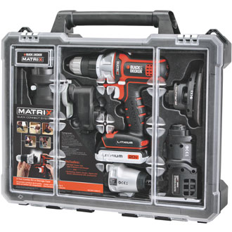 Matrix 6-kit with Storage Case