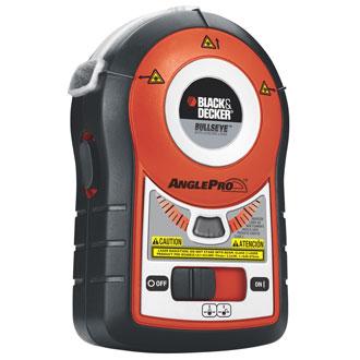 Bullseye® Auto-Leveling Laser with AnglePro