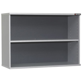 Open Shelf Wall Cabinet