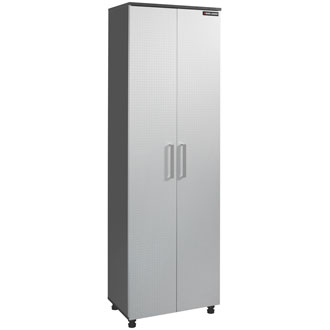 2 Door Narrow Storage Cabinet