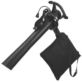 Electric Blower/Vacuum/Mulcher