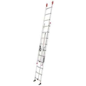 20' Aluminum Extension Ladder 250 lbs.