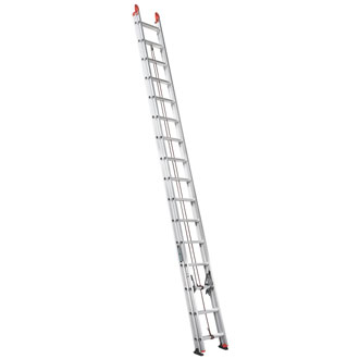 32' Aluminum Extension Ladder 250 lbs.