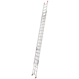 40' Aluminum Extension Ladder 250 lbs.