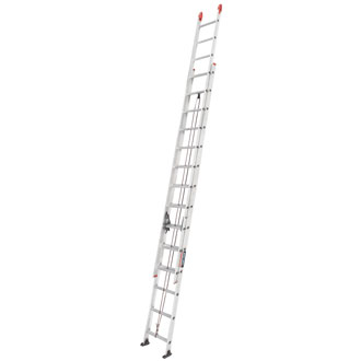 28' Aluminum Extension Ladder 225 lbs.