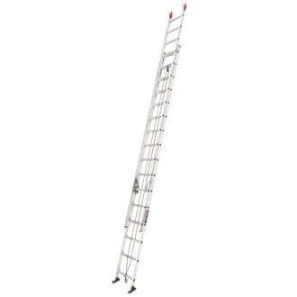32' Aluminum Extension Ladder 225 lbs.