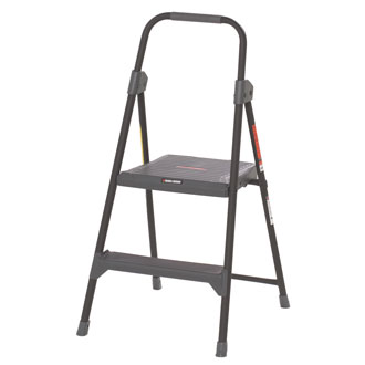 <p>2 Step Steel Step Stool - 225 lbs</p><p>&nbsp;</p>