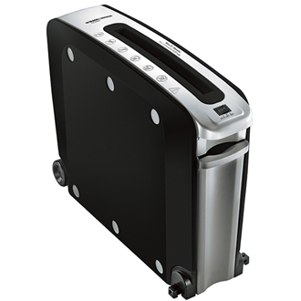Studio 6 Sheet crosscut shredder (black)