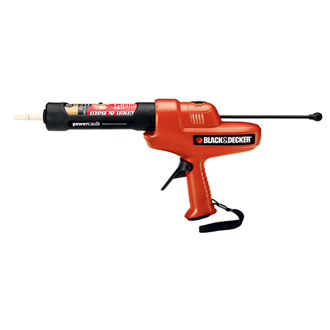 Cordless Powered Caulk Gun