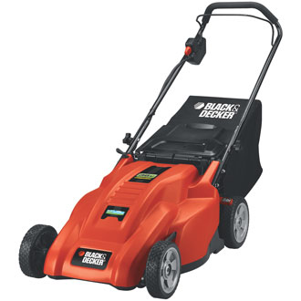 18 36V Rechargeable Mulching/Bagging Mower