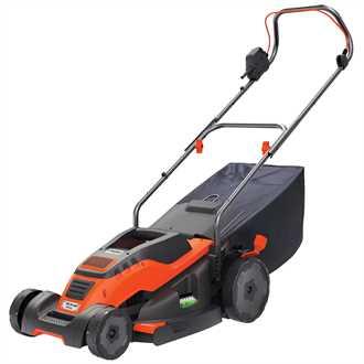 17 12 AMP Corded Mower