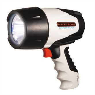 Ultra Bright LED Waterproof Spotlight