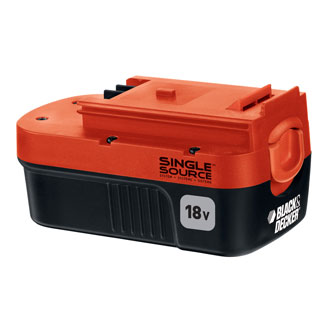 18V Slide Battery Pack