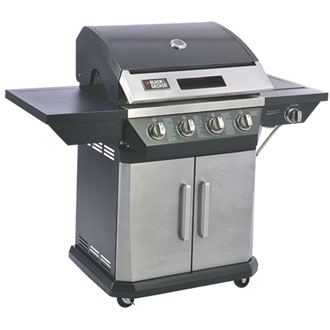 4500 Series 4 Burner Gas Grill