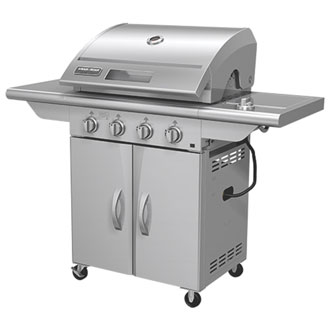 4500 Signature Series 4 Burner Gas Grill