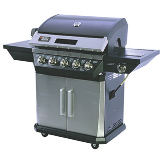 5500 Series 5 Burner Gas Grill