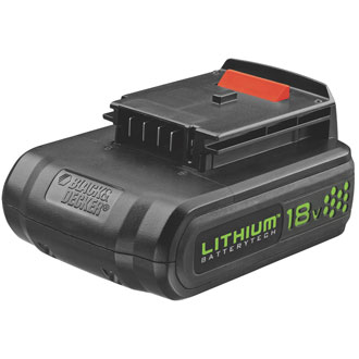 18V Lithium Battery Pack 1.5Ah