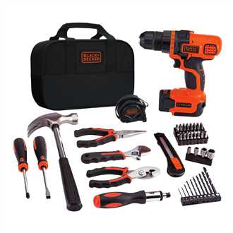 12v Max Lithium Drill & Project Kit