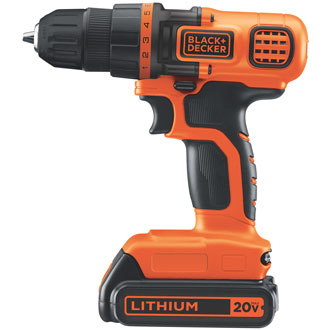 LDX120C 20V MAX* Lithium Drill/Driver