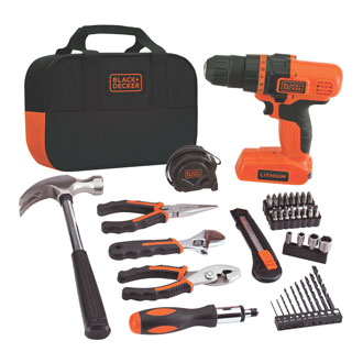 7.2V Lithium Drill & Project Kit