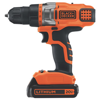 20V MAX* Lithium Drill/Driver