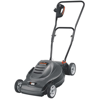 <p>9 Amp 18 in. Electric Mulching Mower</p>