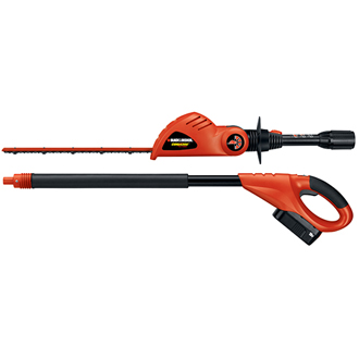 18V Cordless Pole Hedge Trimmer