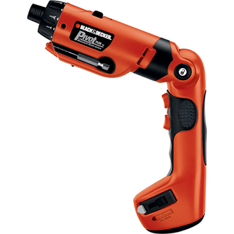 PivotPlus™ 6V Rechargeable Drill / Driver