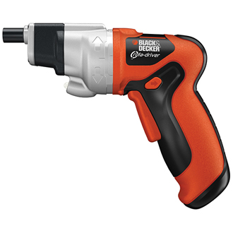 Rotadriver™ 4.8V Rechargeable Screwdriver