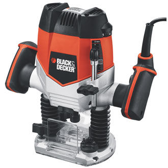 10 Amp Variable Speed Plunge Router