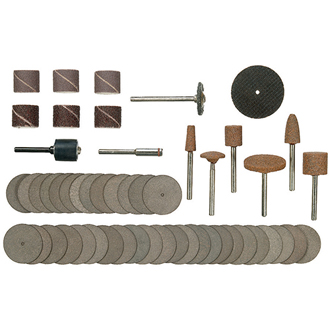 Sanding, Grinding, and Cutting Starter Set