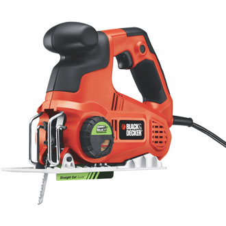 6.0 Amp Accu-Trak Saw with SmartSelect Technology
