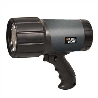 V-1 Million Power Series™ Rechargeable Spotlight