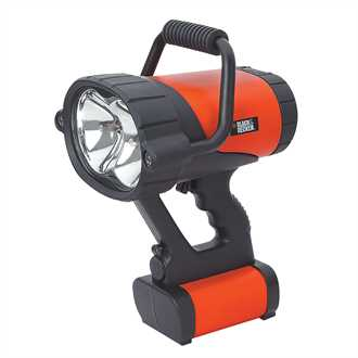 V-3 Million Power Series™ Rechargeable Spotlight