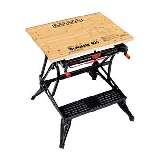 Workmate® 425 Portable Project Center and Vise